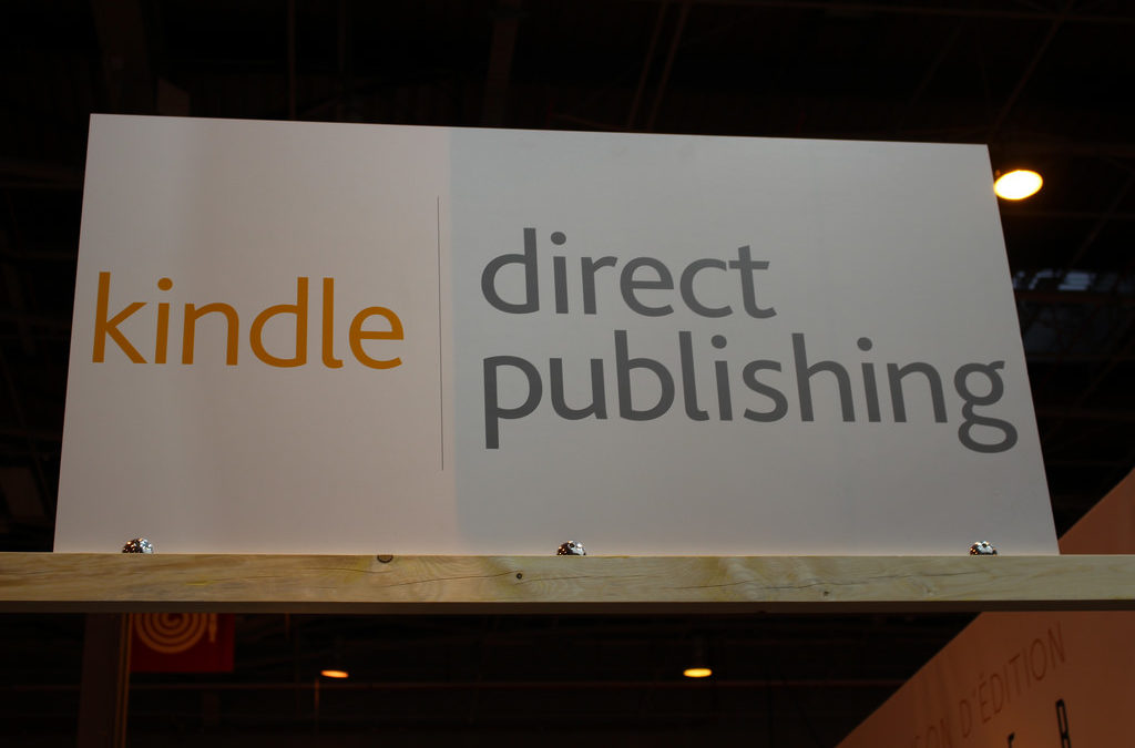 5 Kindle Self-Publishing Tips