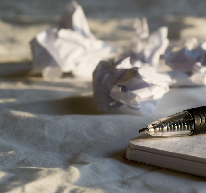 Five Tips for Breaking Out of Writer's Block